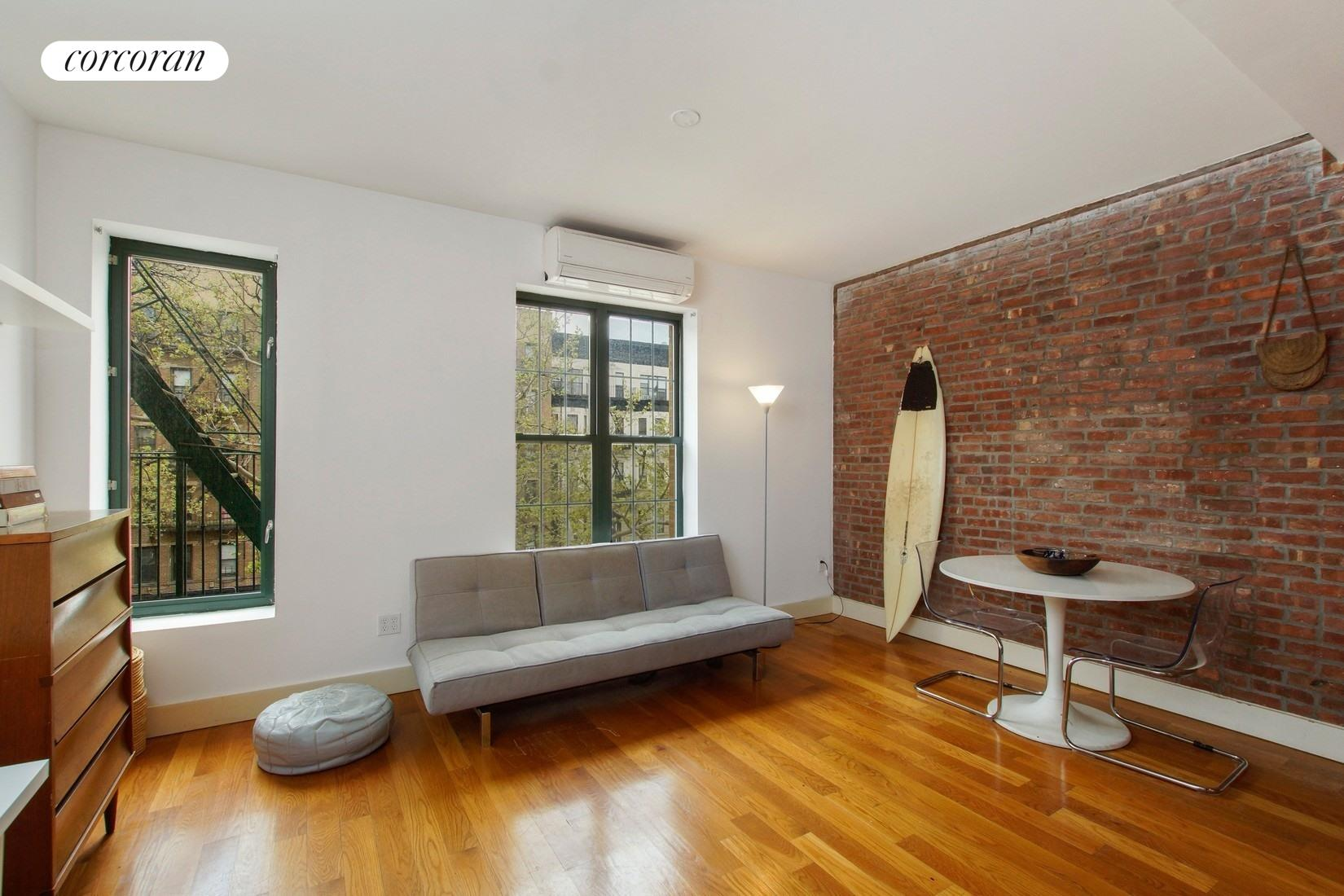 943 Saint Marks Avenue, 4B, Living Room