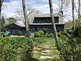Cute As a Button Waterfront House With Dock, Sag Harbor