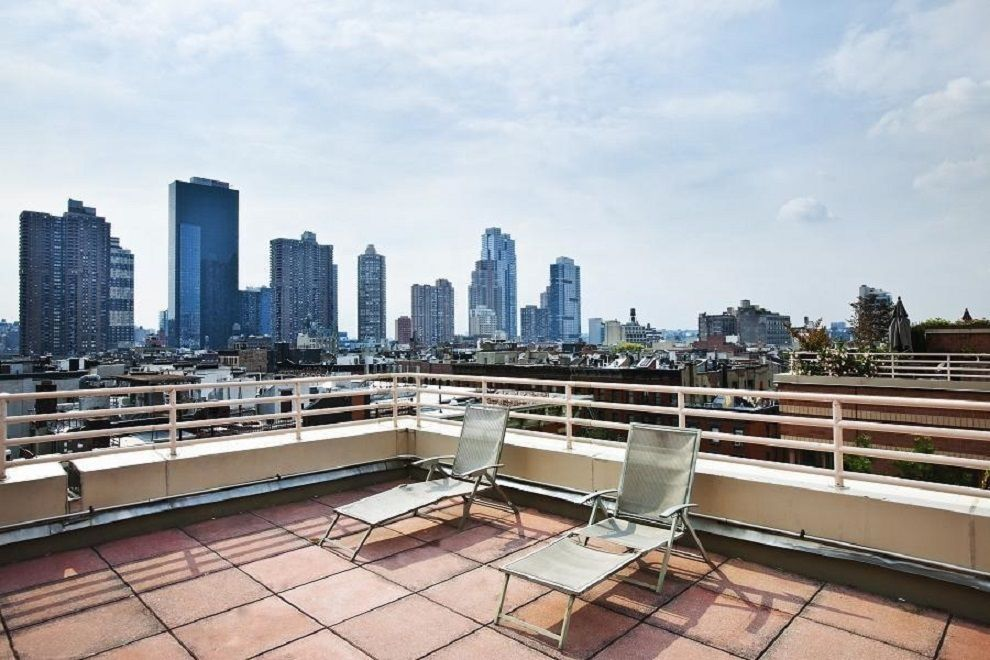 350 West 50th Street, 3ZZ, Spacious Bright 1-Bed, 1-Bath with Private Terrace