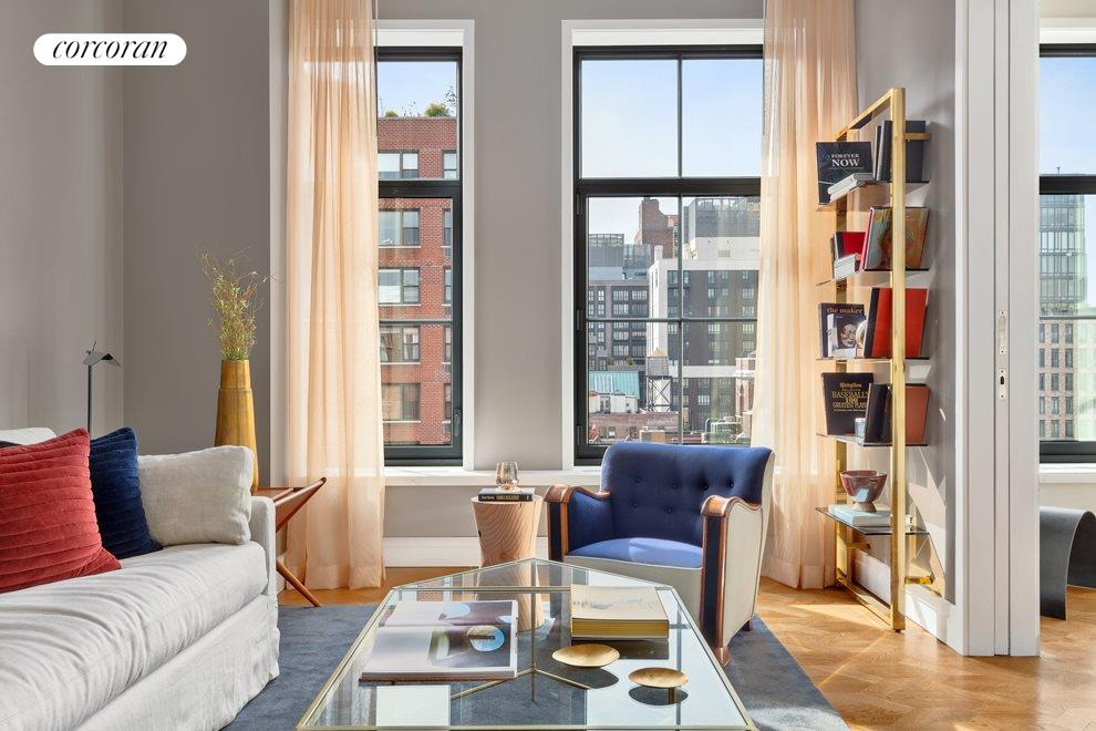 New York City Real Estate | View 207 West 79th Street, #12 | study
