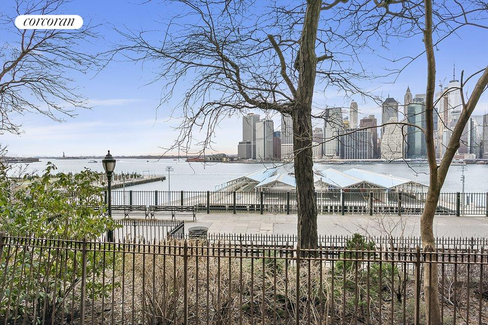 Rarely available Brooklyn Heights Promenade views