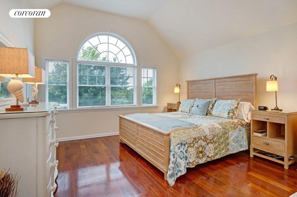 Guest Bedroom Flooded With Sunlight