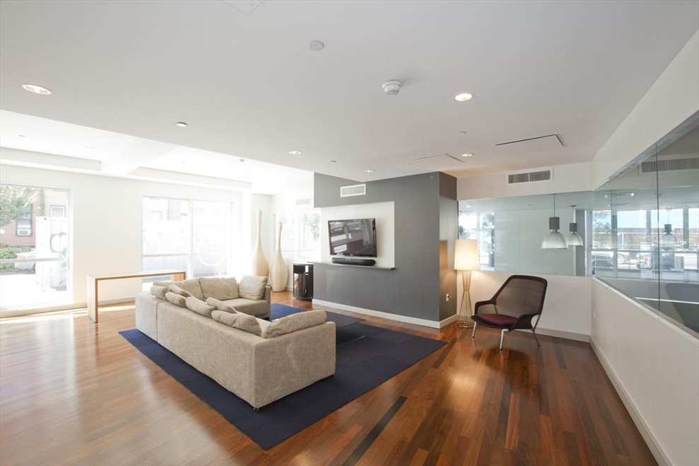 New York City Real Estate | View 125 North 10th Street, #NGD | Entertainment Room