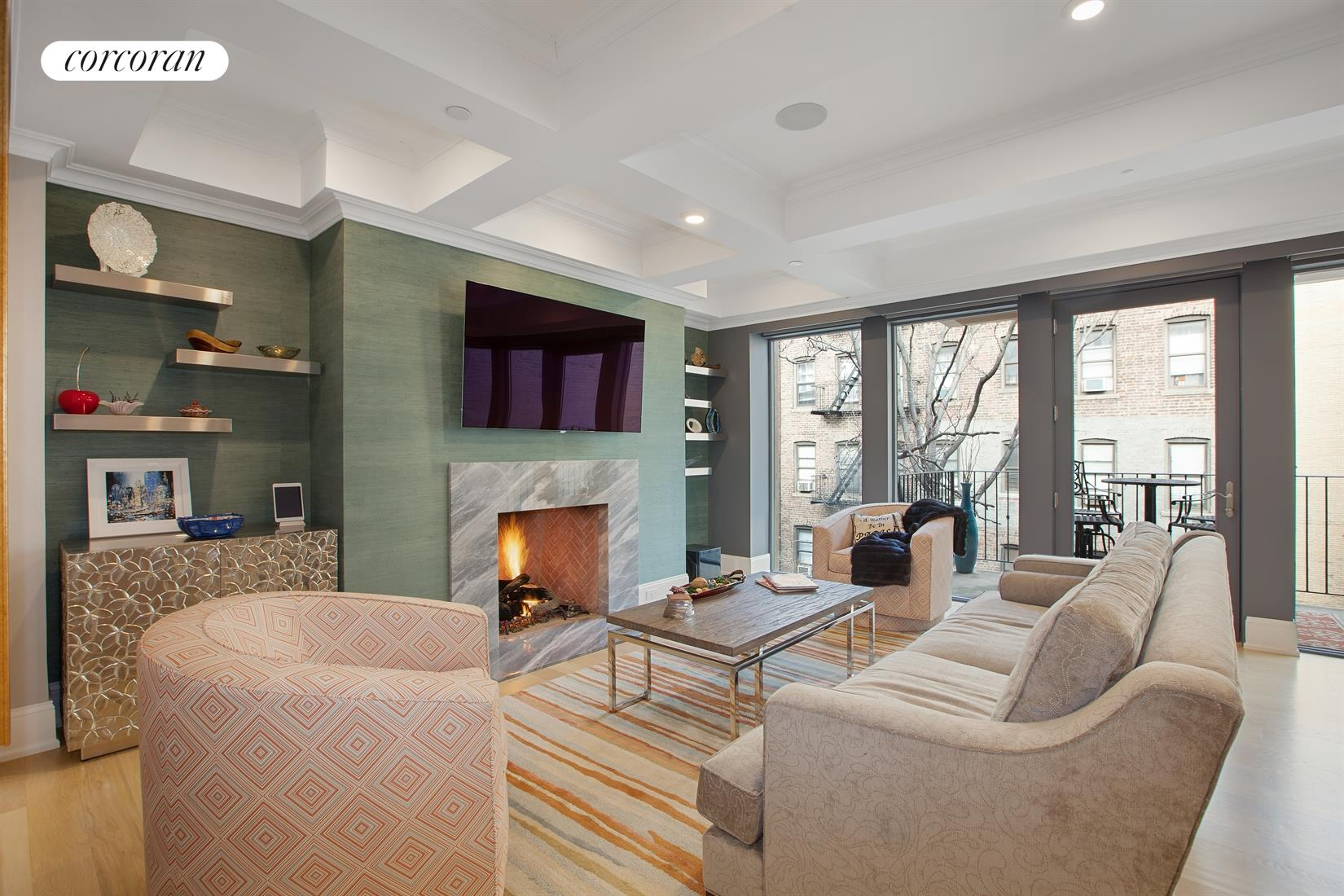 225 East 81st Street, 4, Living Room
