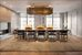 360 East 89th Street, 18C, Residents Dining Room with Catering Kitchen