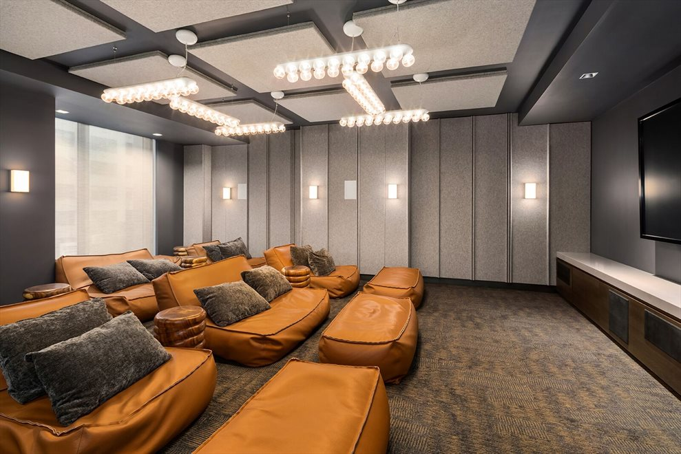 New York City Real Estate | View 360 East 89th Street, #18C | Screening Room
