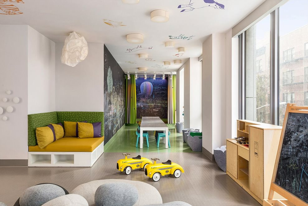 New York City Real Estate | View 360 East 89th Street, #32B | Play Room