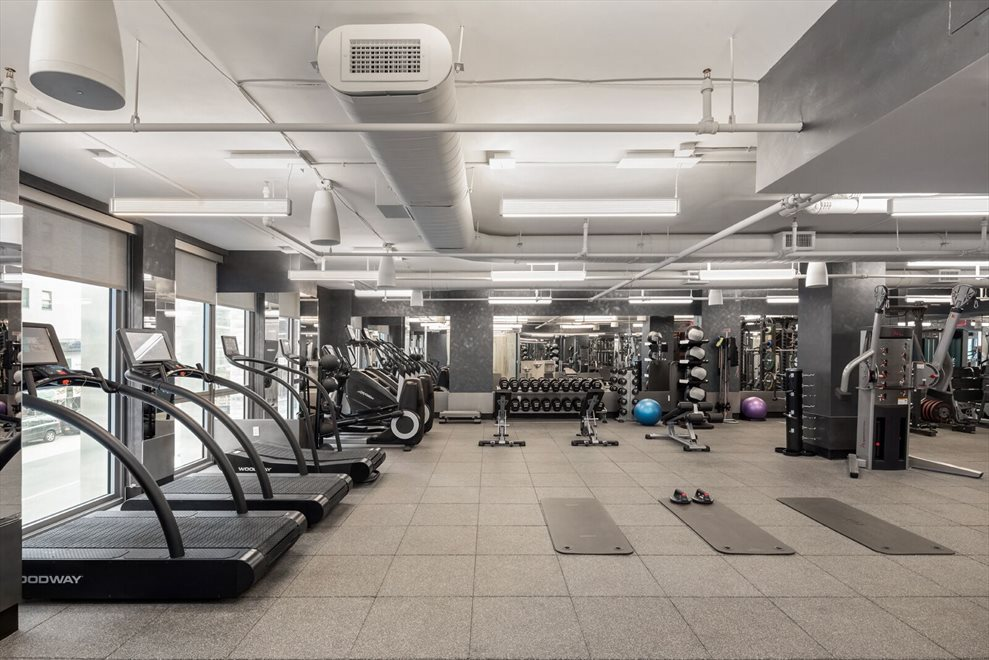 New York City Real Estate | View 360 East 89th Street, #32B | Fitness Center