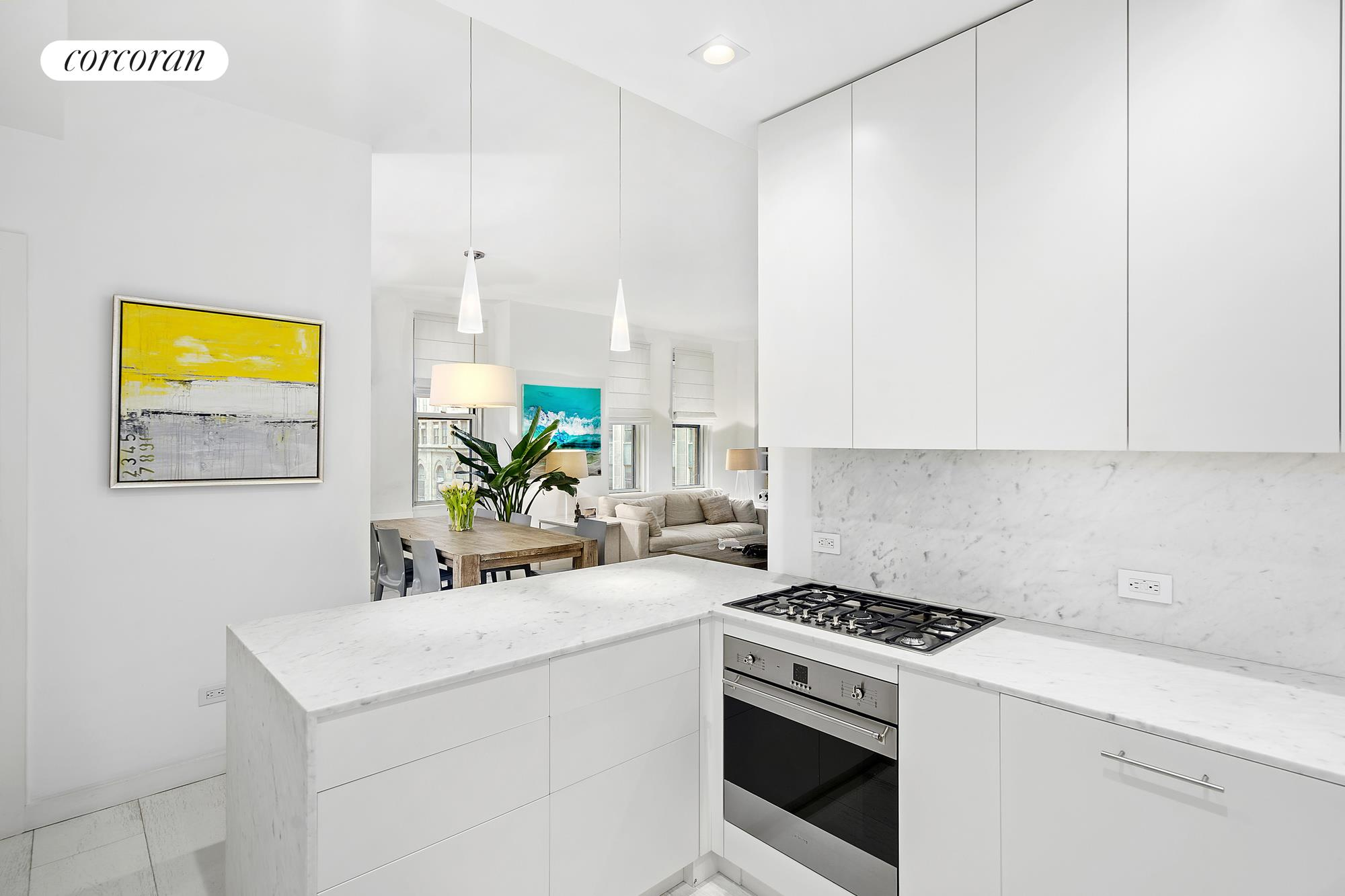 4 Lexington Avenue, 4 DE, Seven Huge North and East Facing Windows!