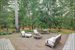 6 Timber Ln, Outdoor seating and firepit