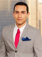 Zach Adams, a top real estate agent in New York City for Corcoran, a real estate company in East Side.