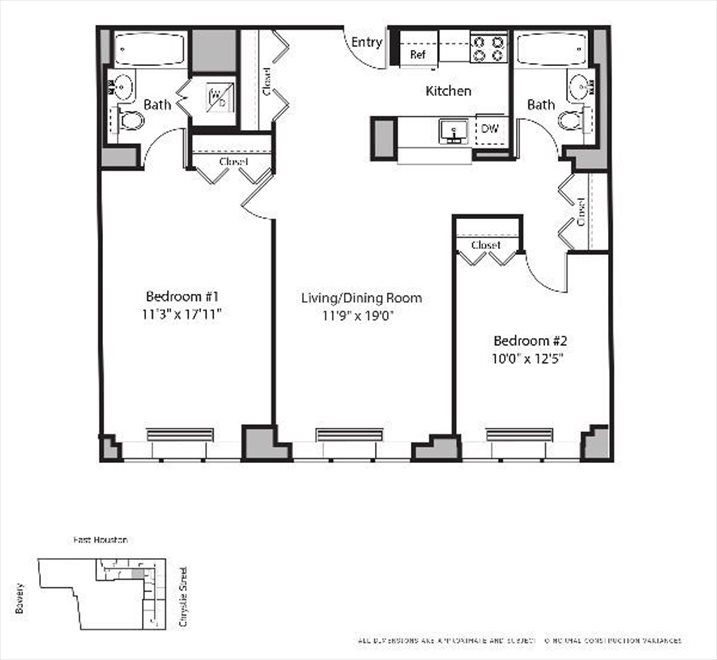 New York City Real Estate | View 20 East 46th Street, #PH | Floorplan