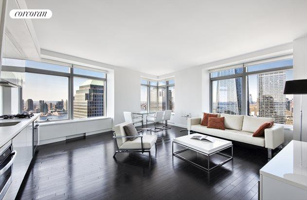123 WASHINGTON ST, Apt. 46B, Financial District