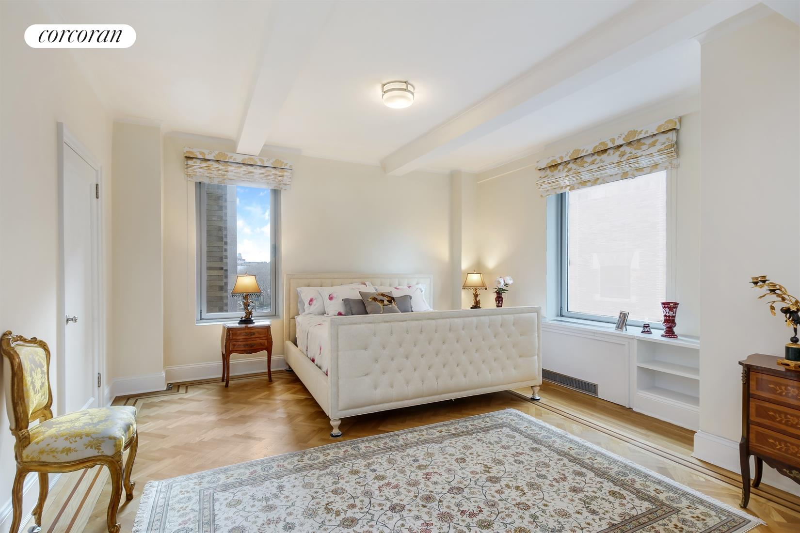 1200 Fifth Avenue, 5S, Living Room