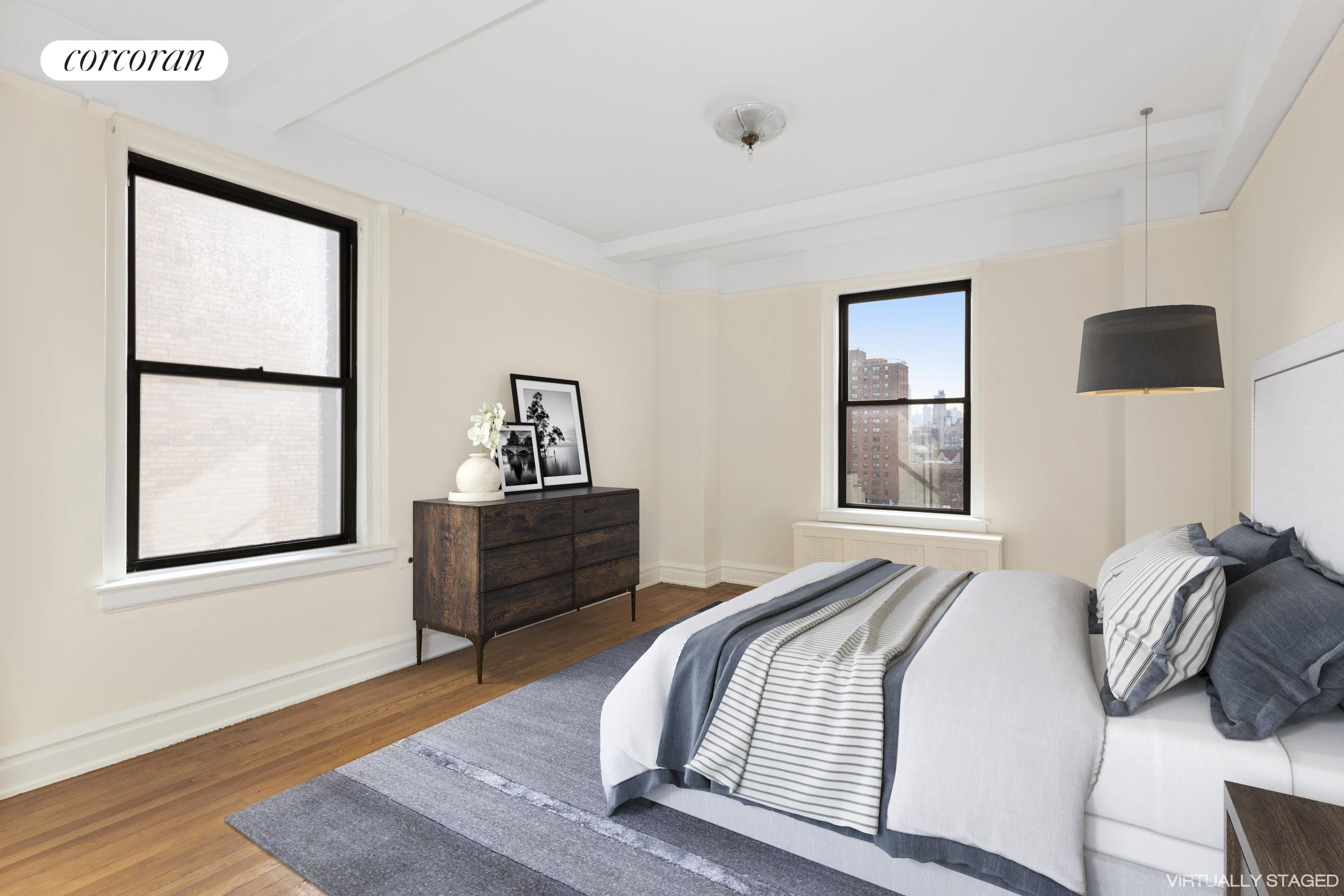 175 West 93rd Street, 11G, Living Room
