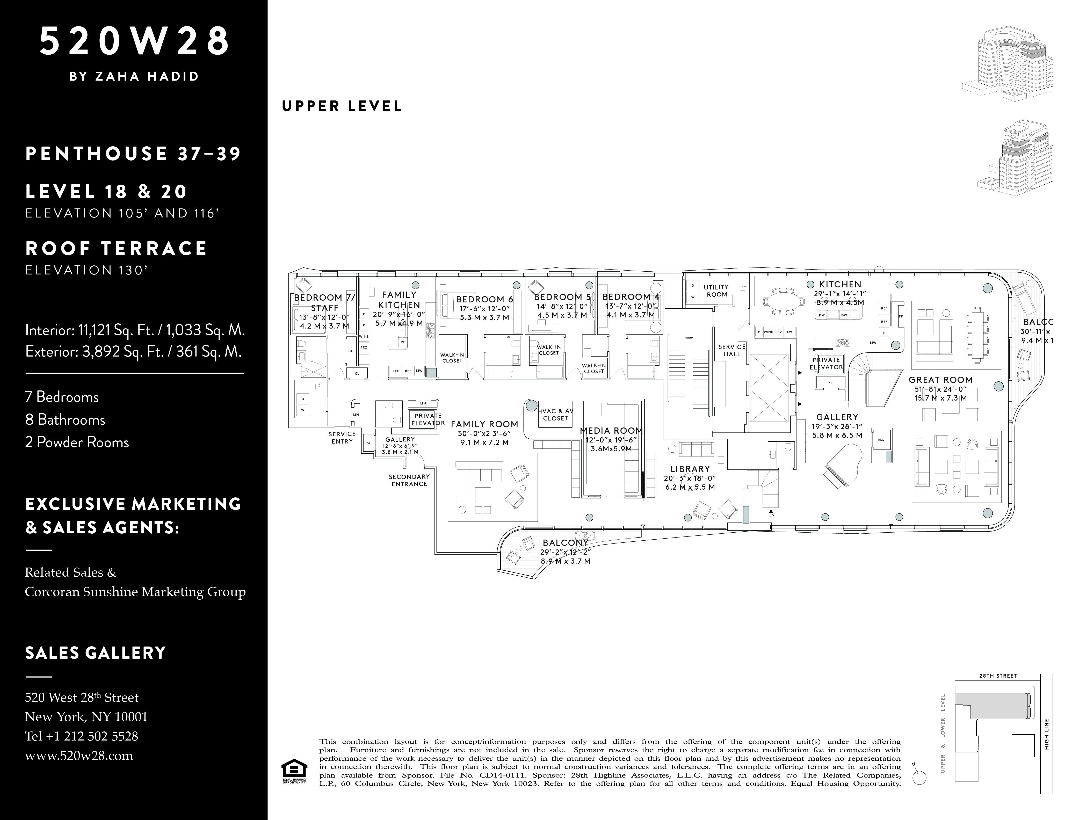 520 West 28th Street Chelsea New York NY 10001