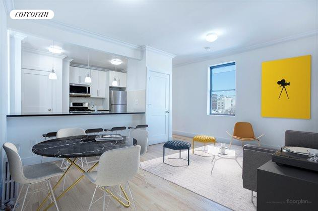 42 West 120th Street, Apt. 5D, Harlem