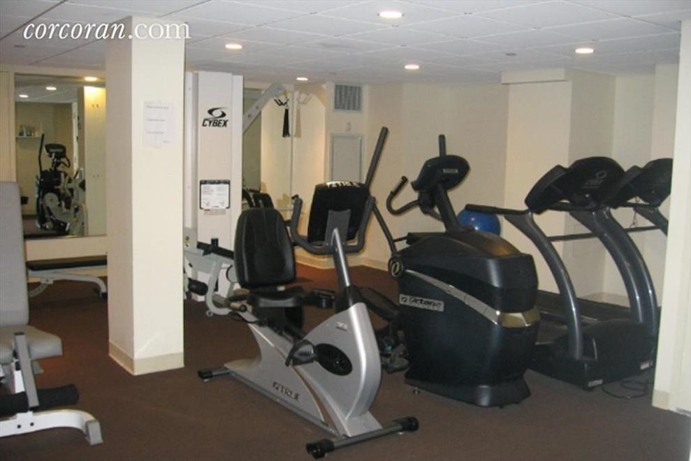 Lumiere Apartment Building | View 350 West 53rd Street | Fitness Room