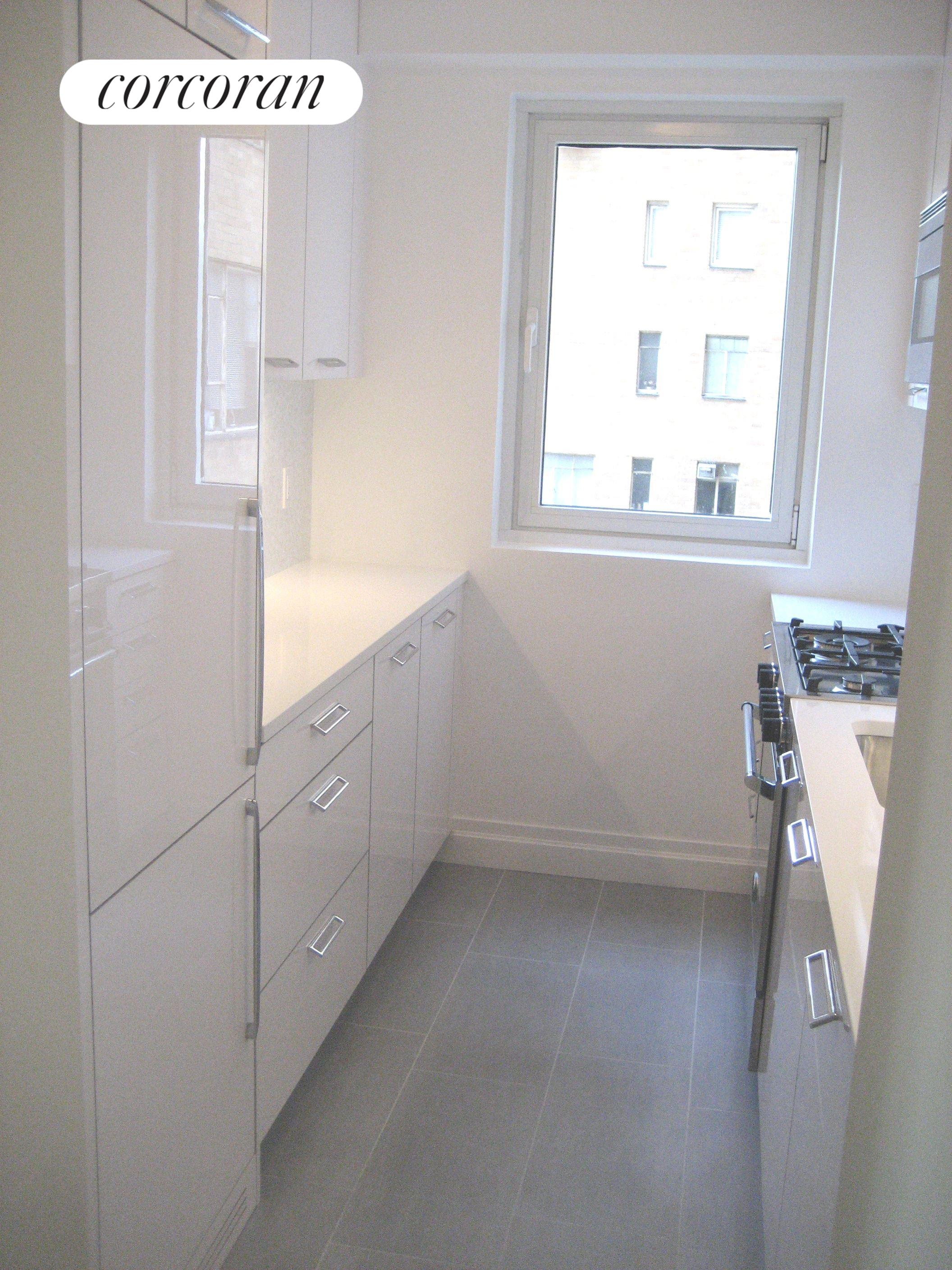 240 Central Park South, 5J, Kitchen