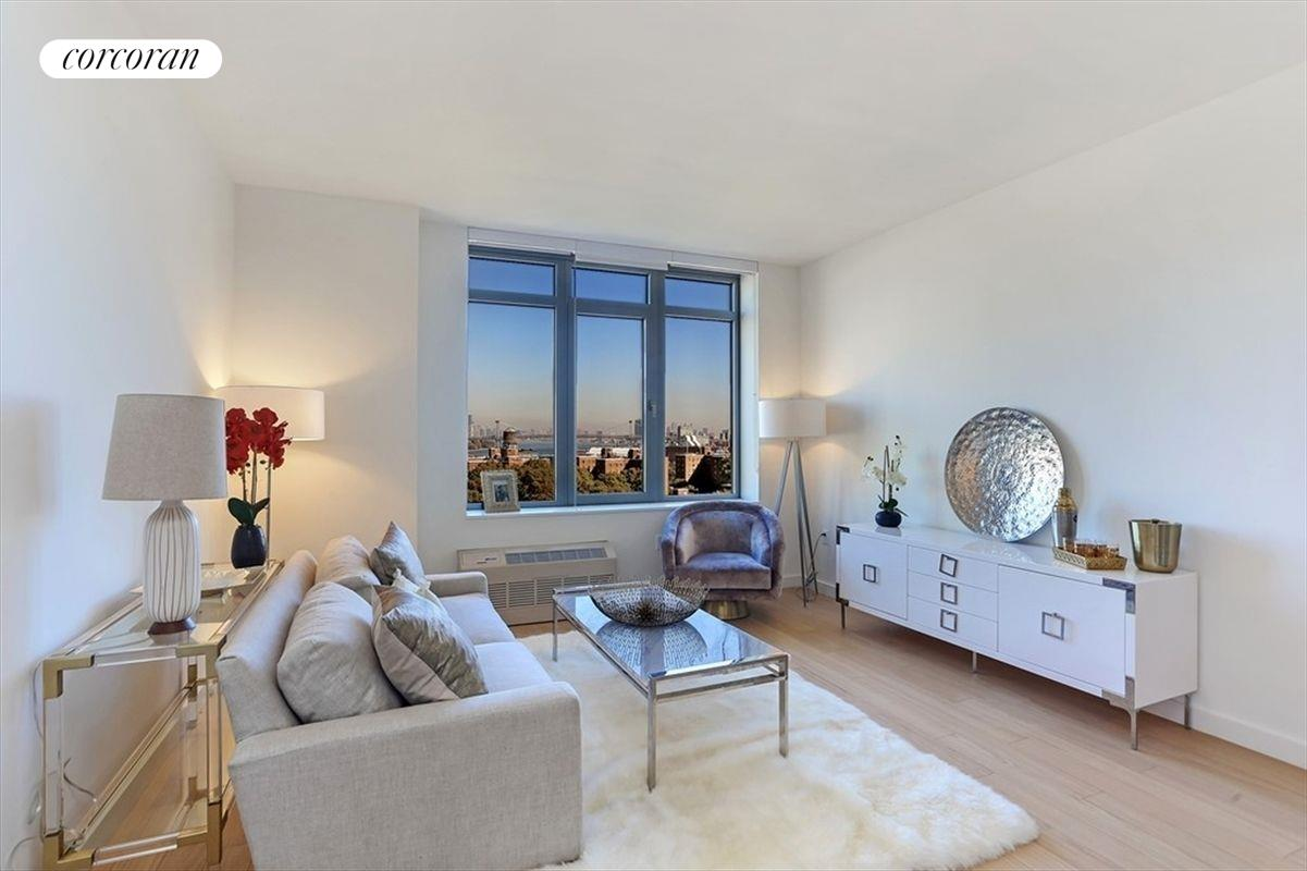 180 Myrtle Avenue, 5C, Living Room