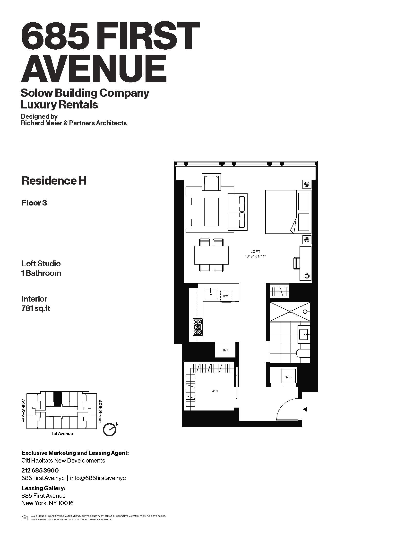 685 First Avenue, Murray Hill, New York