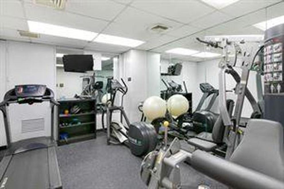 130 West 79th Street, Fitness Center in building