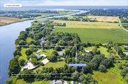 5 Acres of Pondfront Property In Bridgehampton, Bridgehampton
