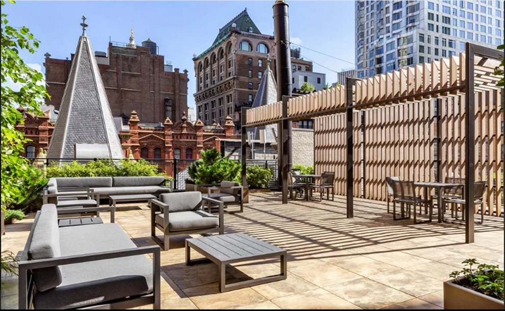 New York City Real Estate | View 5 BEEKMAN ST, #PH50 | room 15