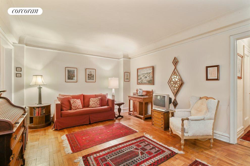 New York City Real Estate | View 285 Riverside Drive, #3E | 1 Bed, 1 Bath