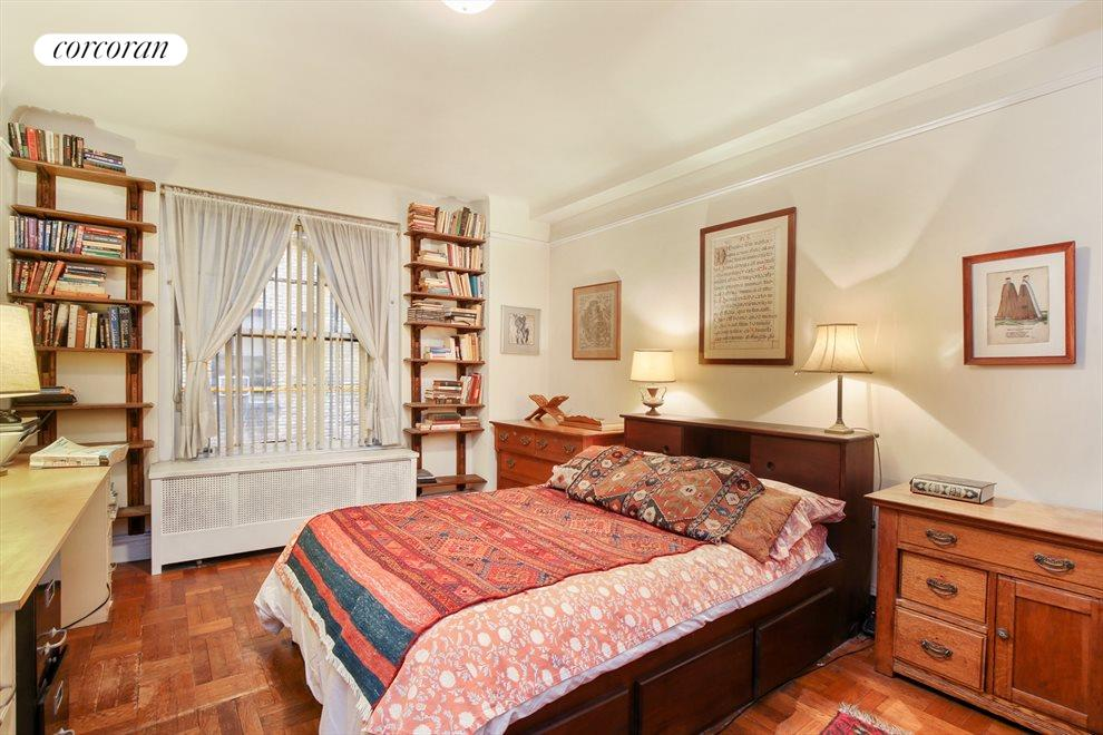 New York City Real Estate | View 285 Riverside Drive, #3E | Bedroom