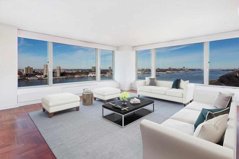 New York City Real Estate | View Riverside Boulevard | 4 Beds, 3 Baths