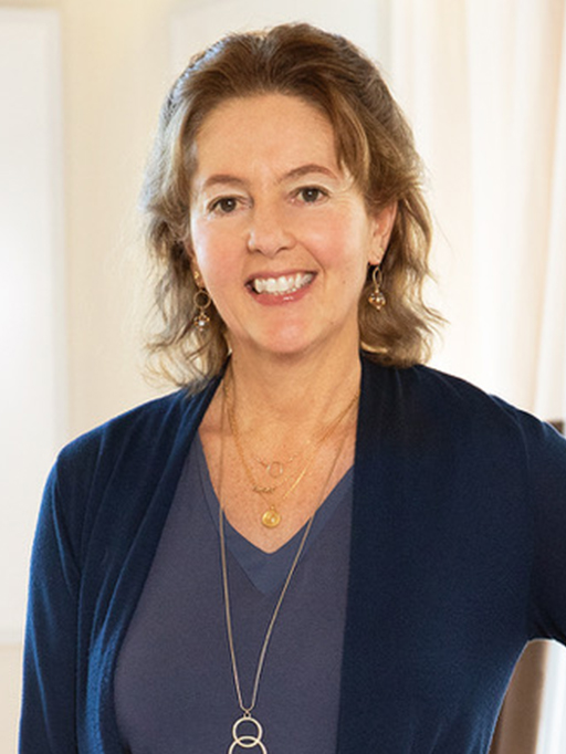 Liz Lycke, a top realtor in The Hamptons for Corcoran, a real estate firm in Montauk.