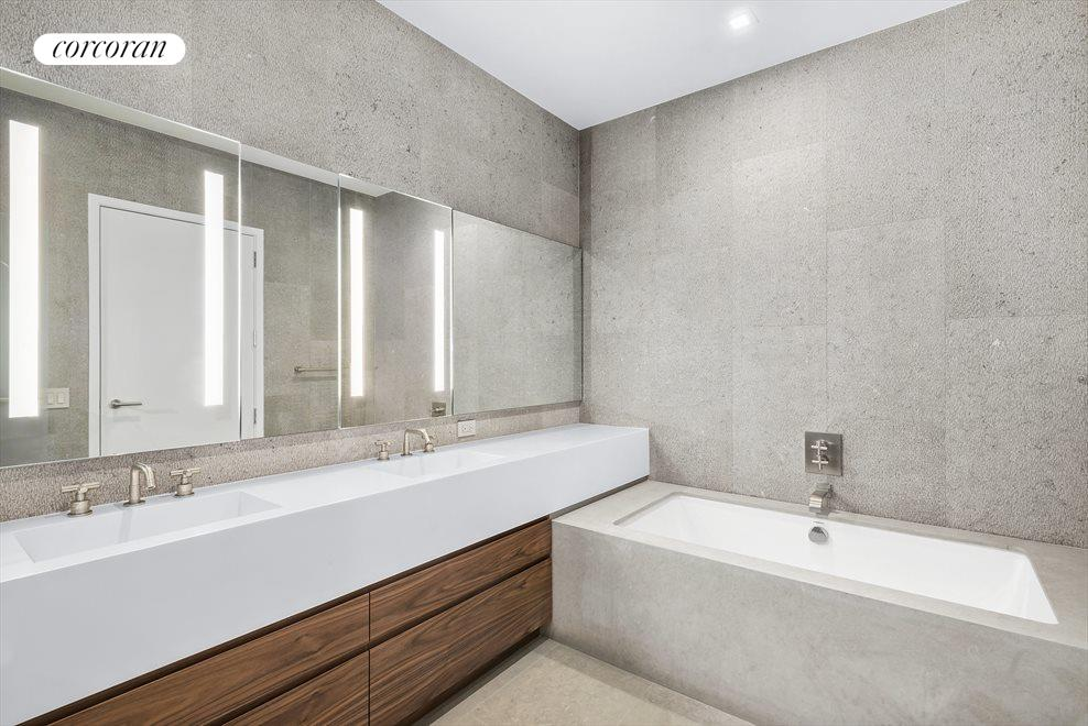 New York City Real Estate | View 360 East 89th Street, #28A | Master Bathroom