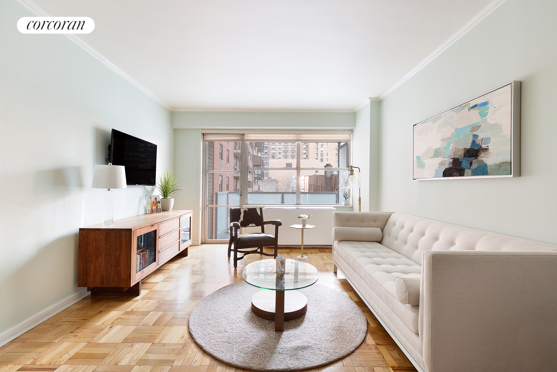 250 East 87th Street, 6D, Super Bright + Your Own Terrace