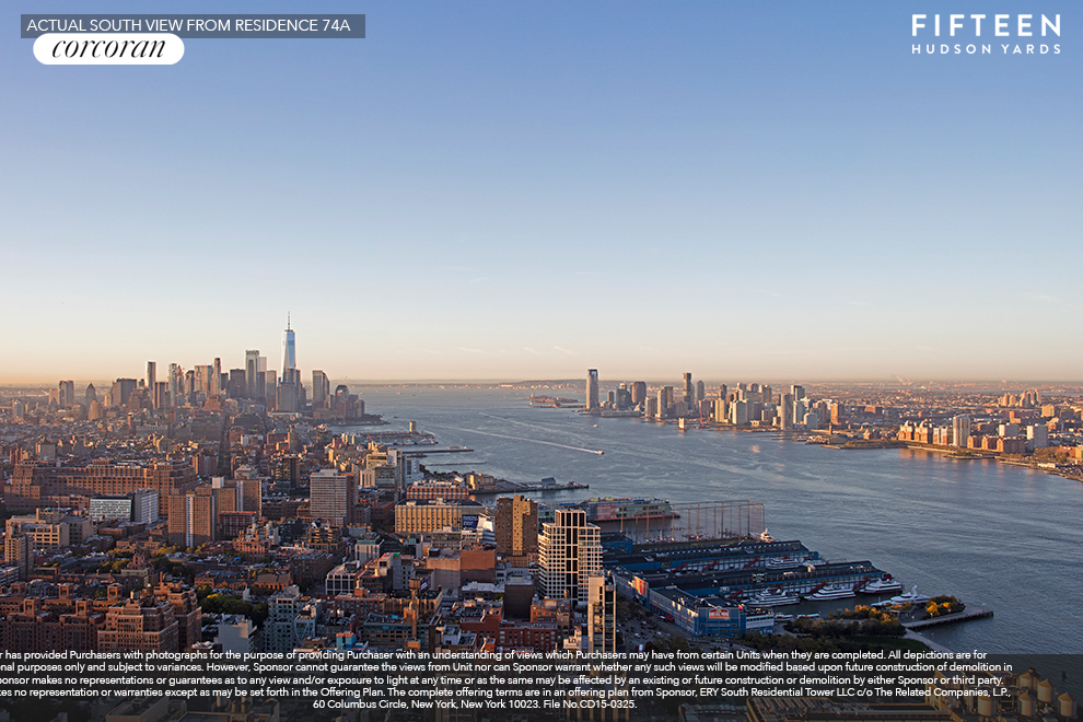 15 Hudson Yards PH87B, New York, NY 10001