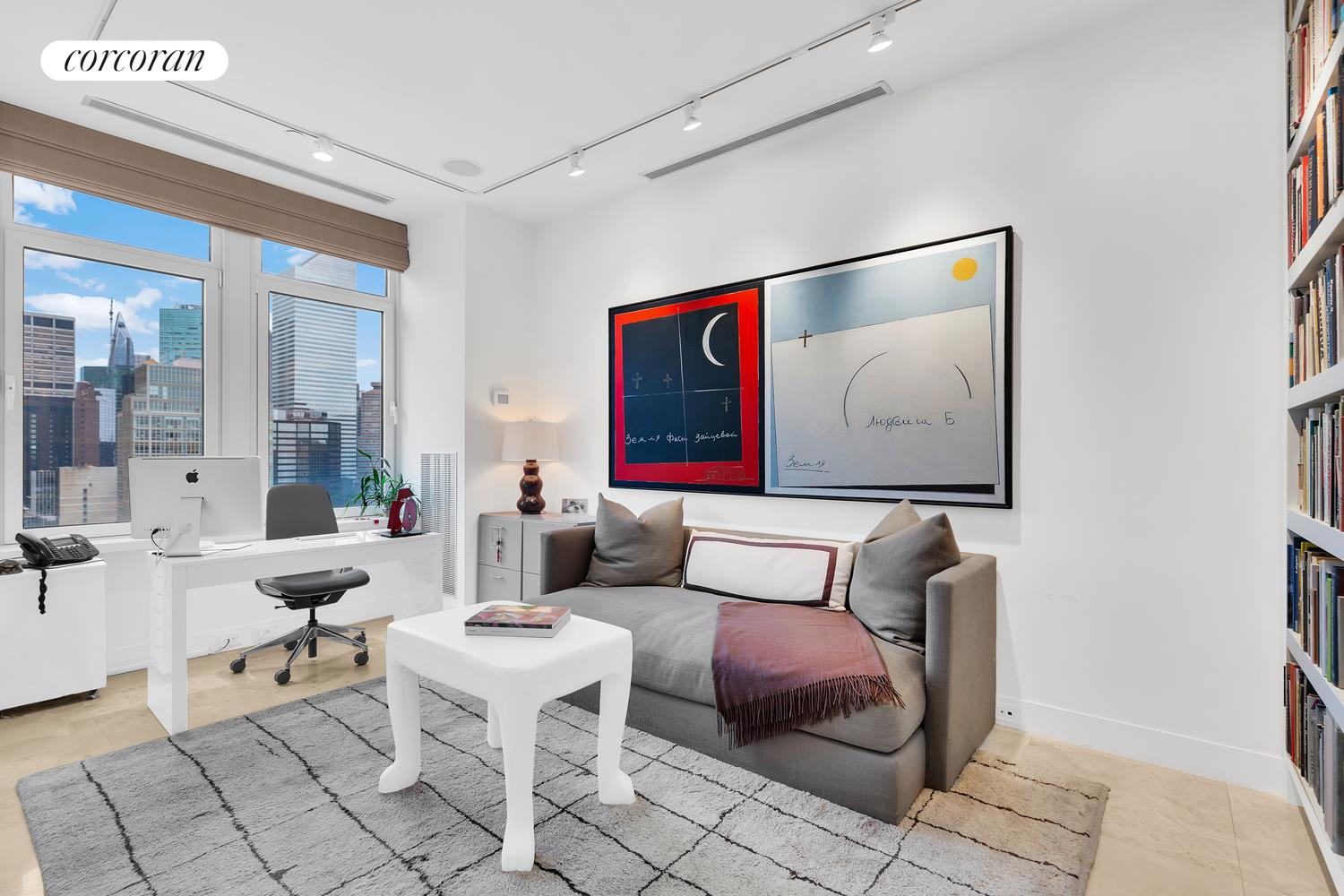 400 East 51st Street, 29A, Living Room