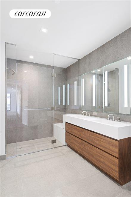 New York City Real Estate | View 360 East 89th Street, #18C | Master  Bathroom