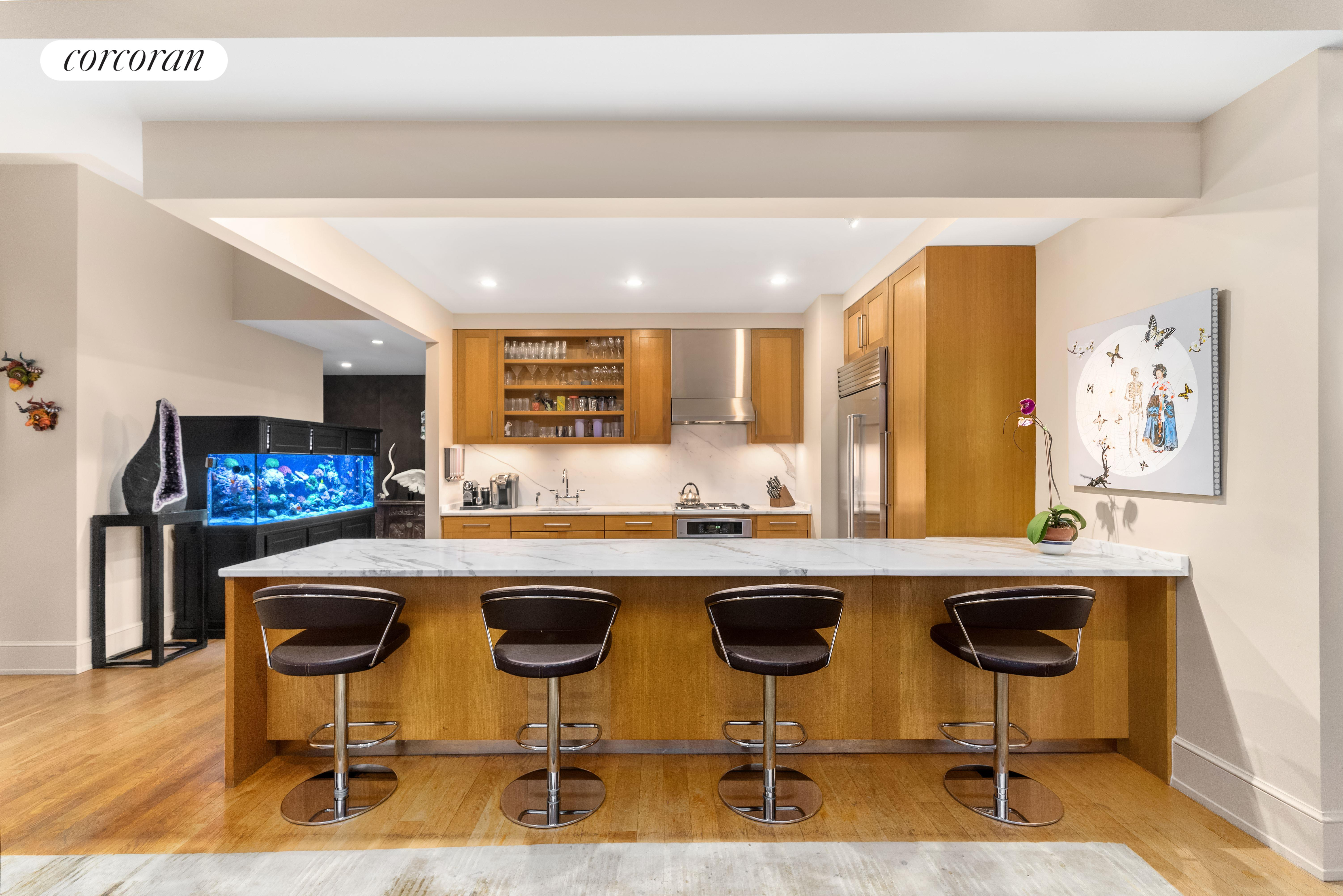 130 West 30th Street, 16B, Kitchen