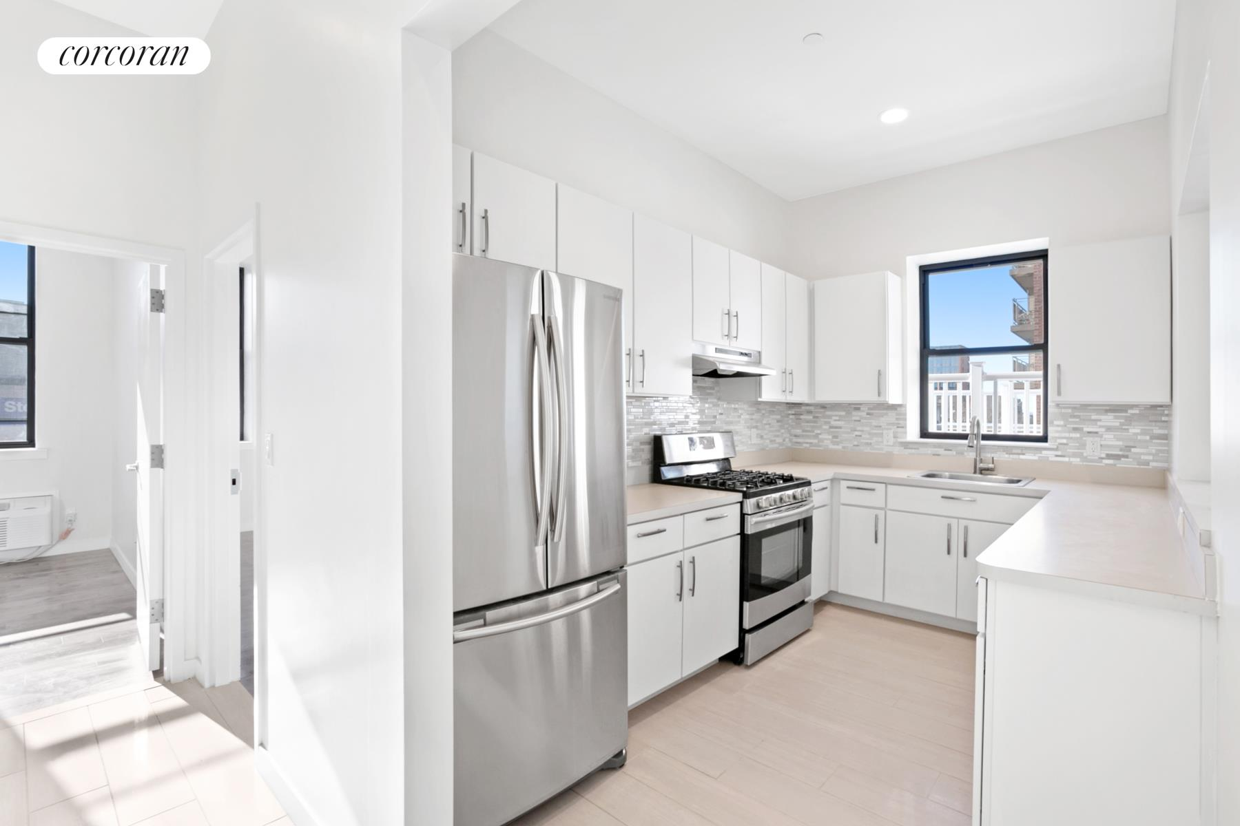 458 5th Avenue, C4, Kitchen