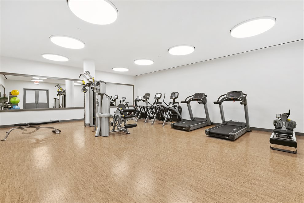 207 West 79 Apartment Building | View 207 West 79th Street | Fitness room