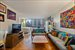 215 West 95th Street, 16L, Living Room