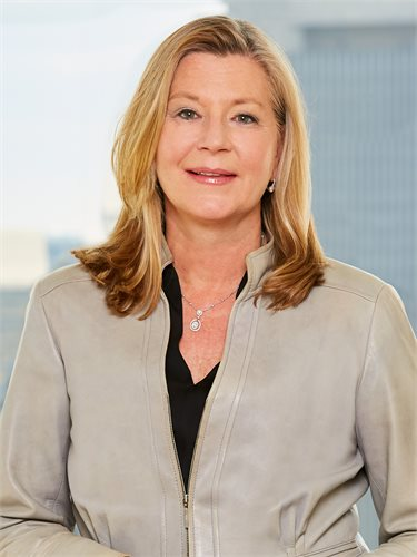 Shelley OKeefe, a top realtor in New York City for Corcoran, a real estate firm in West Side.