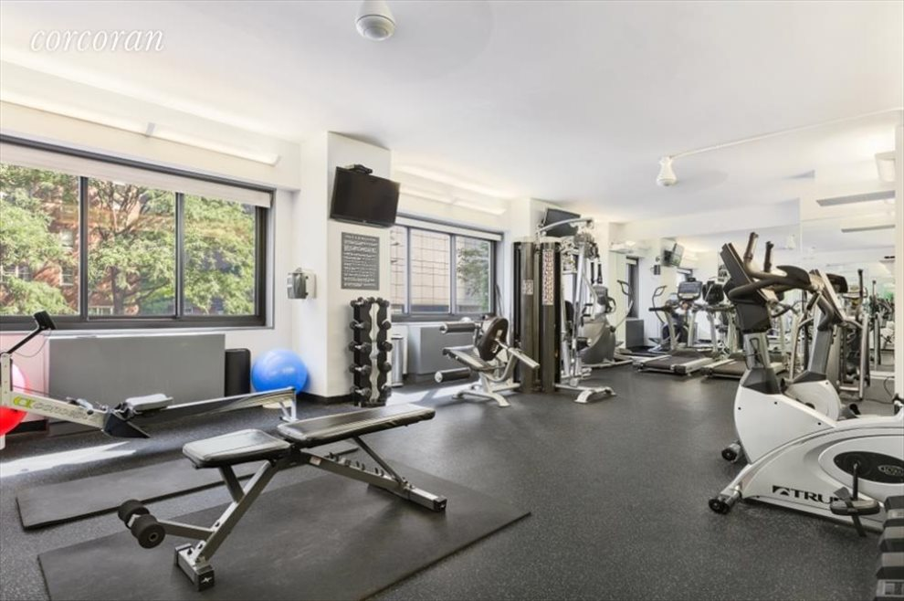 Colonnade 57 Apartment Building | View 347 West 57th Street | Complimantary Gym