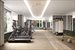 Fitness and Yoga Studio with TechnoGym equipment