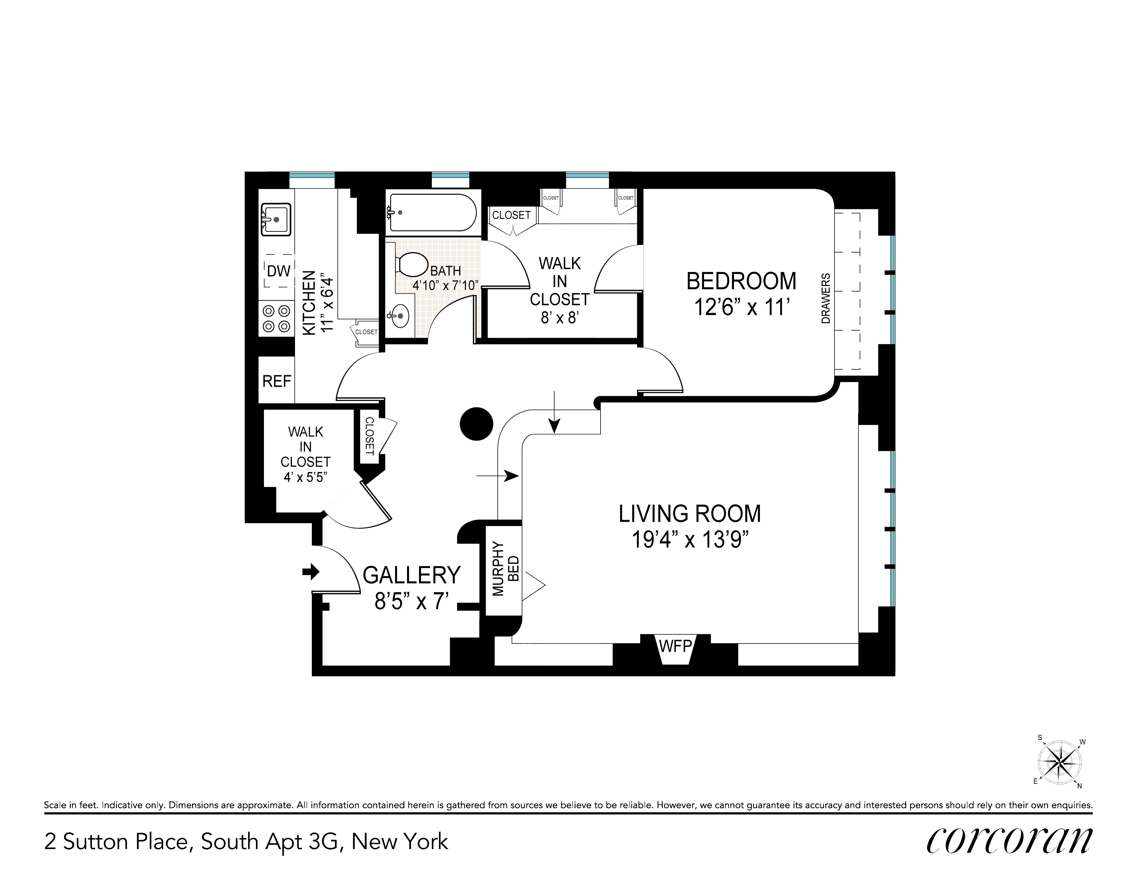 2 Sutton Place South Sutton Place New York NY 10022