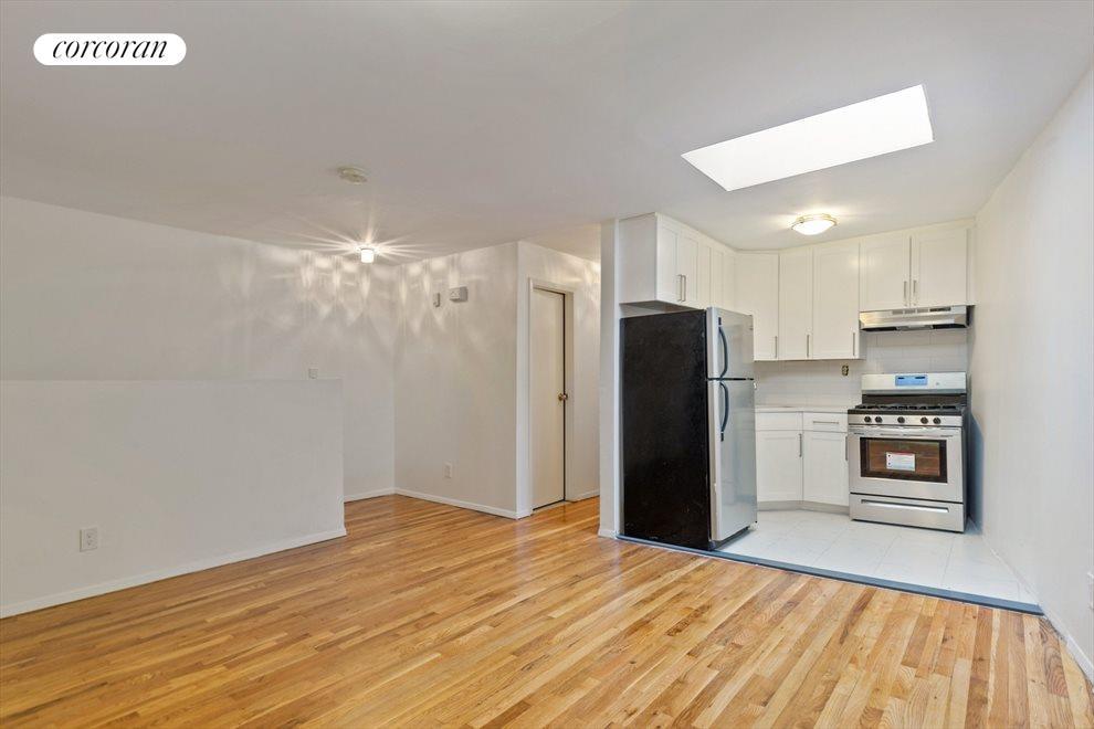 Kitchen in Rental Unit