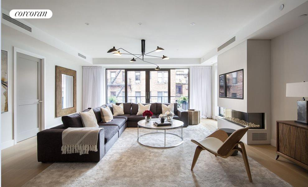 New York City Real Estate | View 134 West 83rd Street, #5 | 4 Beds, 3.5 Baths