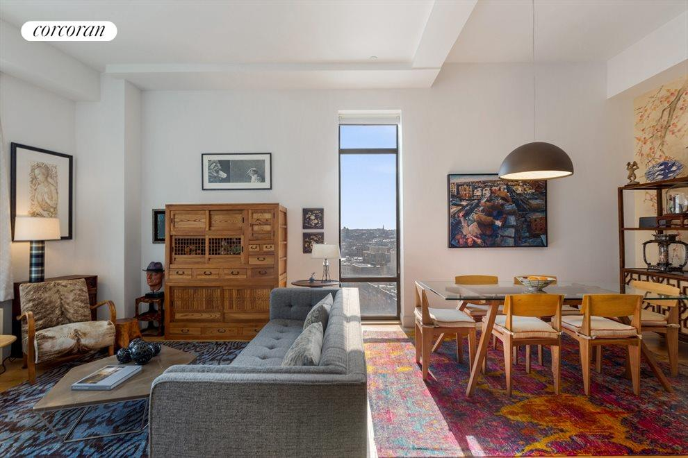 New York City Real Estate | View 96 Rockwell Place, #11C | 2 Beds, 2 Baths
