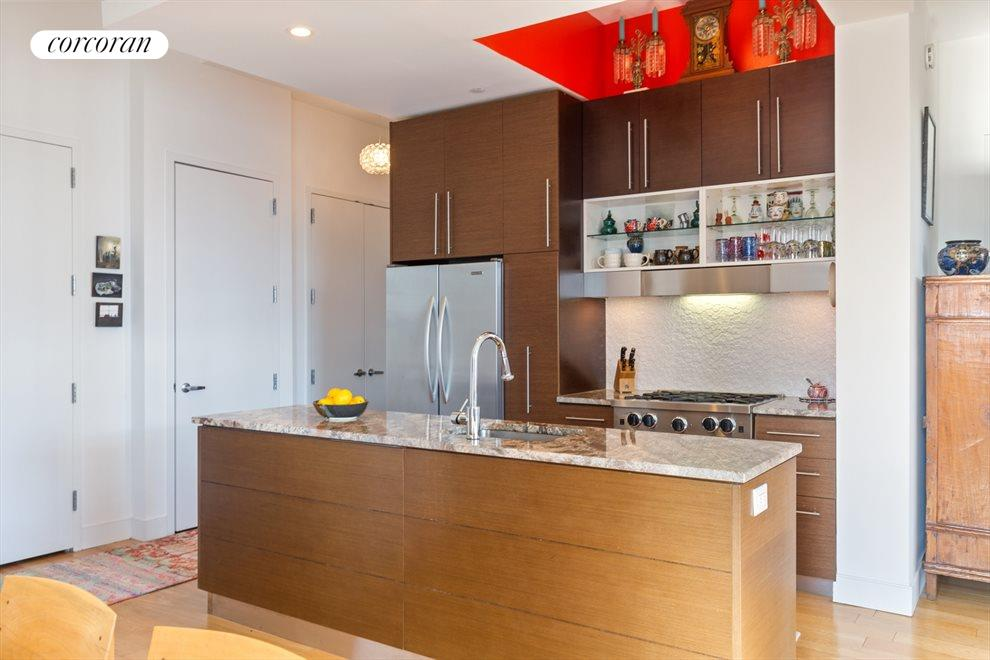 New York City Real Estate | View 96 Rockwell Place, #11C | Kitchen