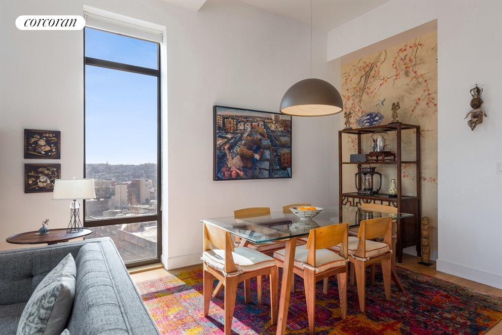 New York City Real Estate | View 96 Rockwell Place, #11C | Dining Room